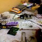 Circuit bending 1